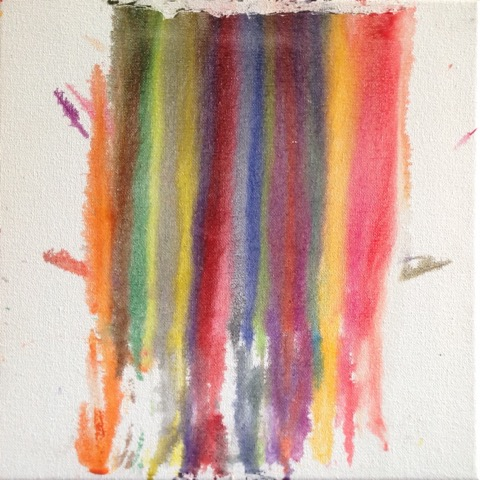 Rainbow Watercolor